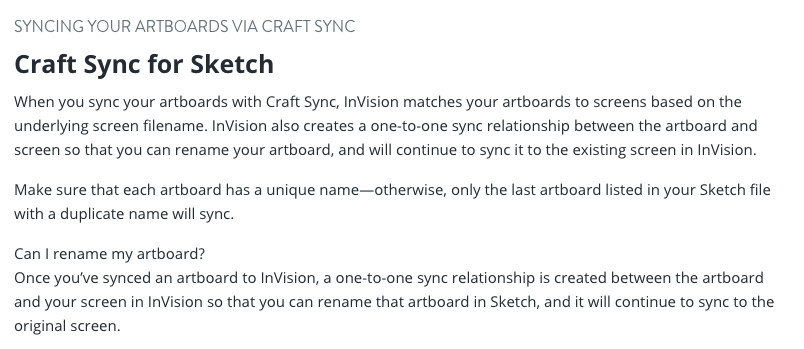 Workflow question: Sketch, inVision and Abstract · Product